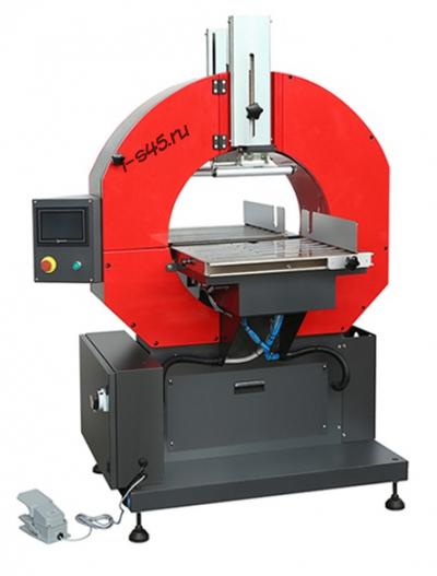 Оборудование для орбитальной обмотки длинных изделий стрейч плёнкой купить