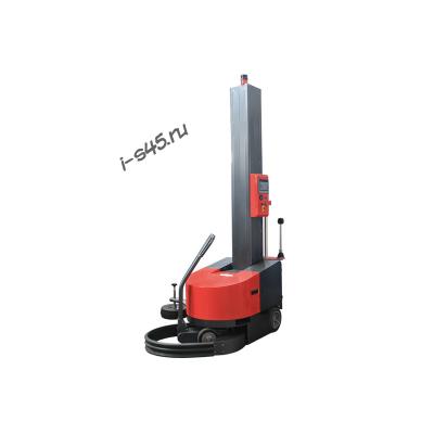 Робот-автомат для автоматического оборачивания паллет и других грузов стрейч плёнкой купить