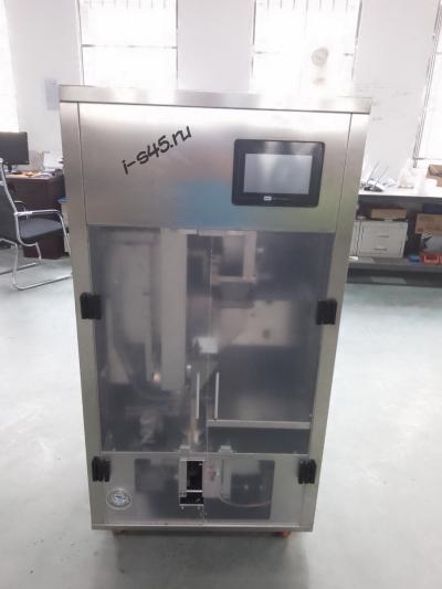автомат для фасовки и упаковки чая и кофе в вакуумные пакеты
