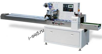 Горизонтальный упаковочный автомат АH-450 для упаковки штучных продуктов в пленку (flow pack)  в %current_city_gde%