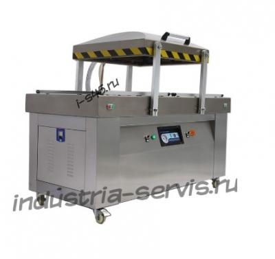 Двухкамерная вакуумная упаковочная машина DZ 5002SB/SC-DZ 10002SB/SC
