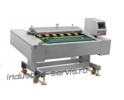 Автоматическая вакуумная упаковочная машина с ленточным конвейером DZ-1000/1100 SD