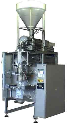 Линия для фасовки и упаковки горячей шоколадной глазури, карамели, вареной сгущенки и других подобных продуктов