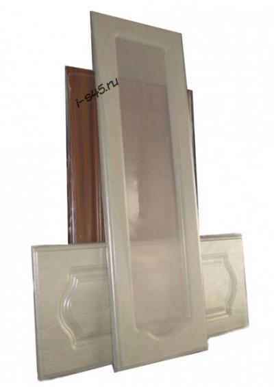 Упаковка дверей и щитов в термоусадку