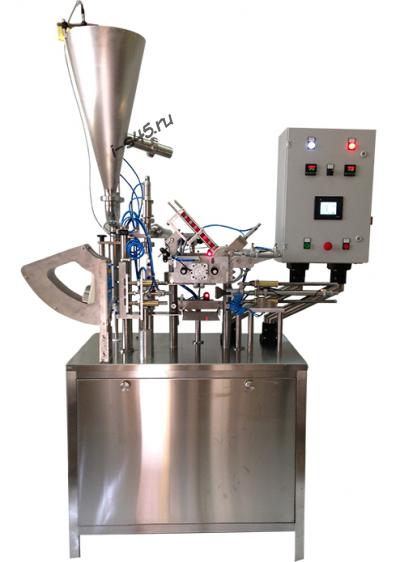 Автоматическое оборудование для упаковки в пакеты дой-пак