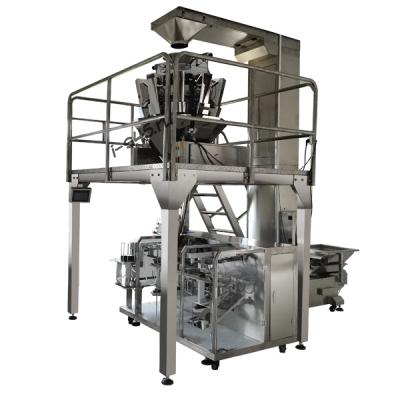 Машина для упаковки гранул в пакеты KST-210K