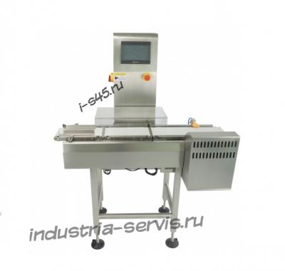 чеквейер, контрольные весы, контрольно-динамические весы Контрольно-динамические весы RSG-220
