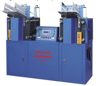 ZDJ-500 Интеллектуальный автомат для изготовления картонных тарелок
