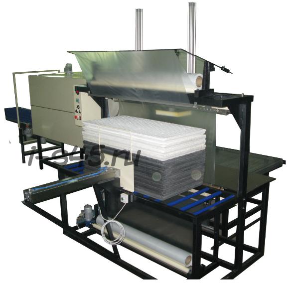 MTU Optima-1200 (полуавтомат) для упаковки пенопласта в термоусадку в %current_city_gde%