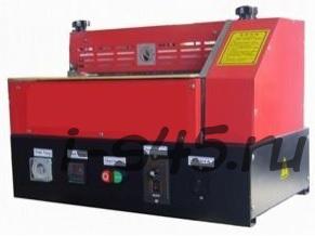 Полуавтомат нанесения клея hot melt на полосы материала