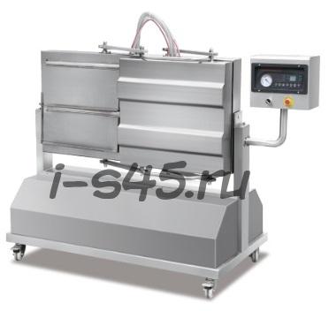 Вакуумная упаковочная машина с вертикальной камерой DZ-500I/600I