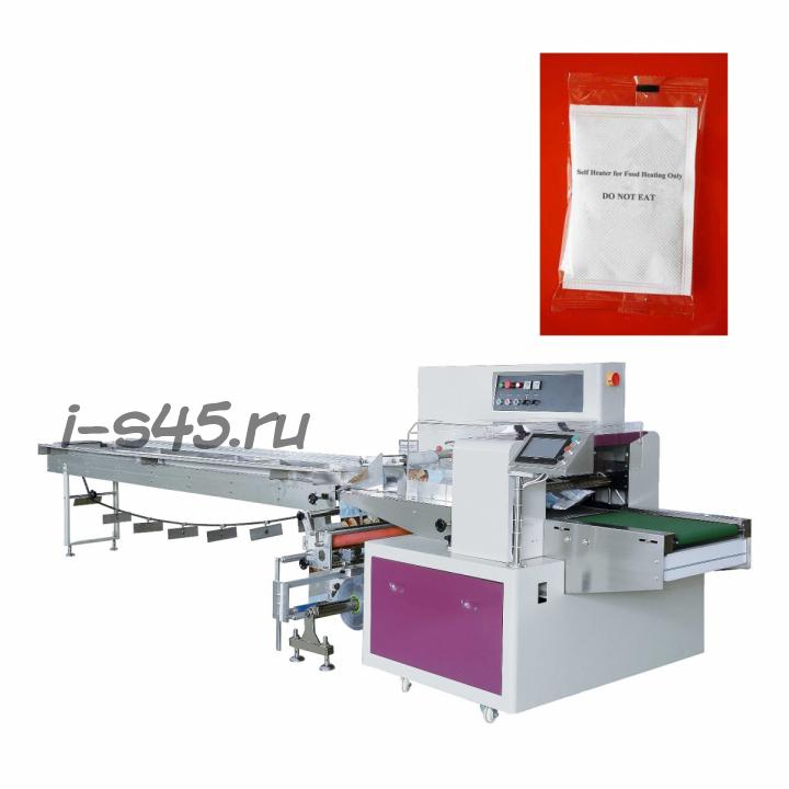 Машина для ультразвукового запечатывания пакетов с углем, гранулами, порошком KST-350XS