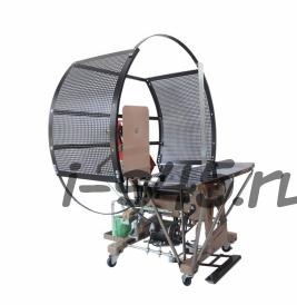 Машина для автоматической обвязки веревкой