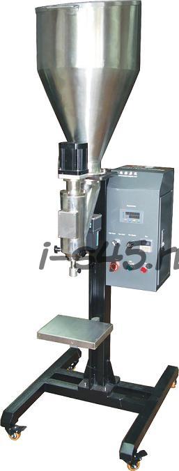 Полуавтоматическая линия YDX-06S для полуавтоматической фасовки тонера в открытую тару (Китай)