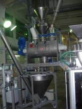Линия БЛЕНД-3  для изготовления и фасовки желирующего сахара  производительностью 2 тонны/час
