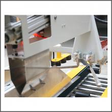 Автомат для запечатывания и обвязки гофрокороба модель AS-60+SDB-50