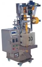 Автоматическое оборудование для фасовки сыпучих и жидких продуктов в порционные трехшовные пакеты стик.