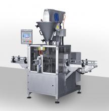 Взвешивающий автомат НП1 предназначен для упаковки продукта в готовую тару, например, в стеклянную банку, пластмассовую бутылку или ведра и т.п.