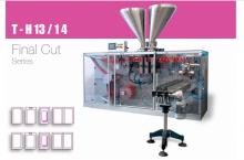 Автомат дой пак для упаковки широкого ассортимента порошкообразных, гранулированных, пастообразных, жидких, твердых или других форм продуктов